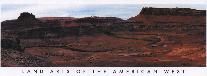 Land Arts of the American West